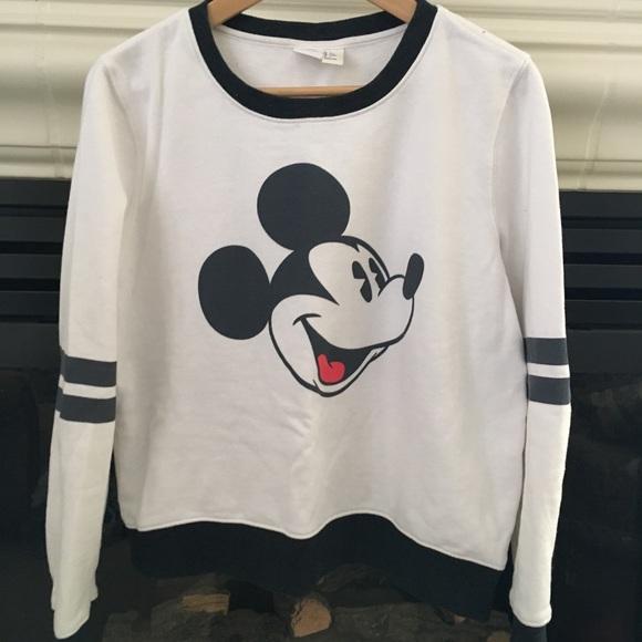 6705ae75d4 Disney Mickey Mouse Sweatshirt Girls. M_5bfb3ce00cb5aa844308f1c5